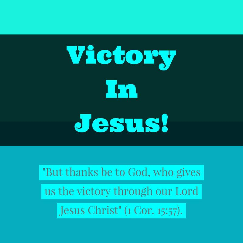 Victory In Jesus