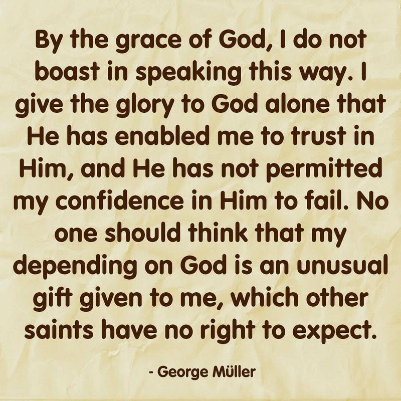 Georgemullerorg George Muller Quotes